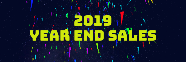 2019 Year End Sales